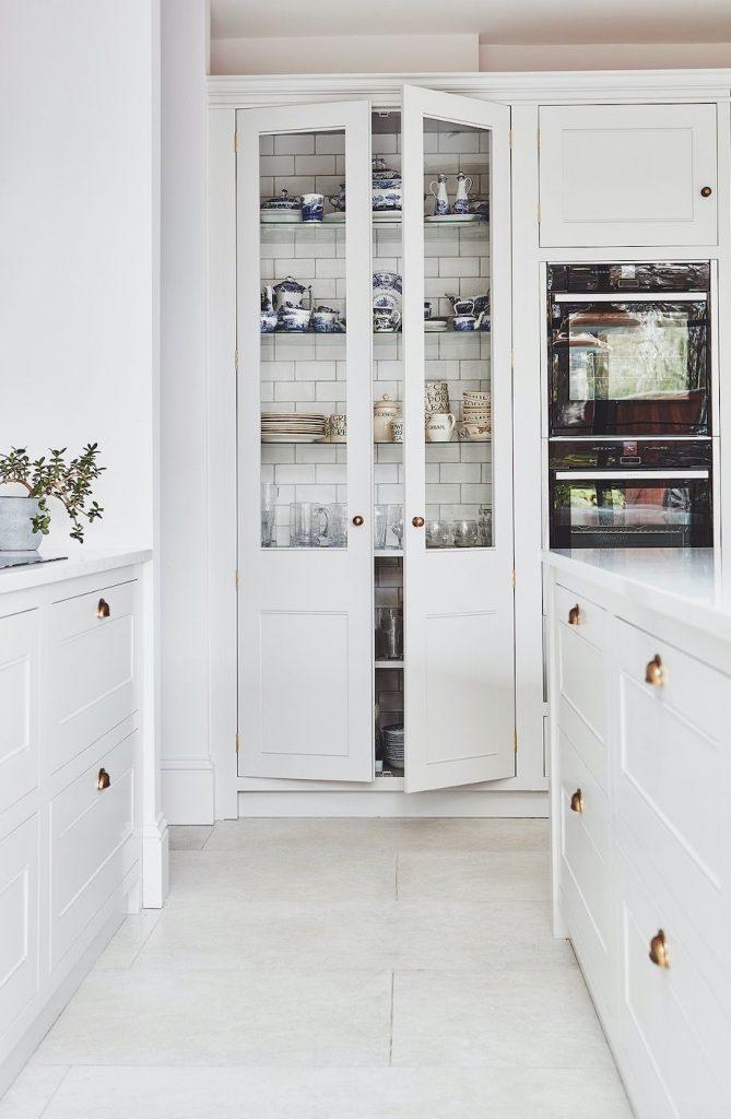 inspirasi dekorasi rumah mungil - gagang pintu