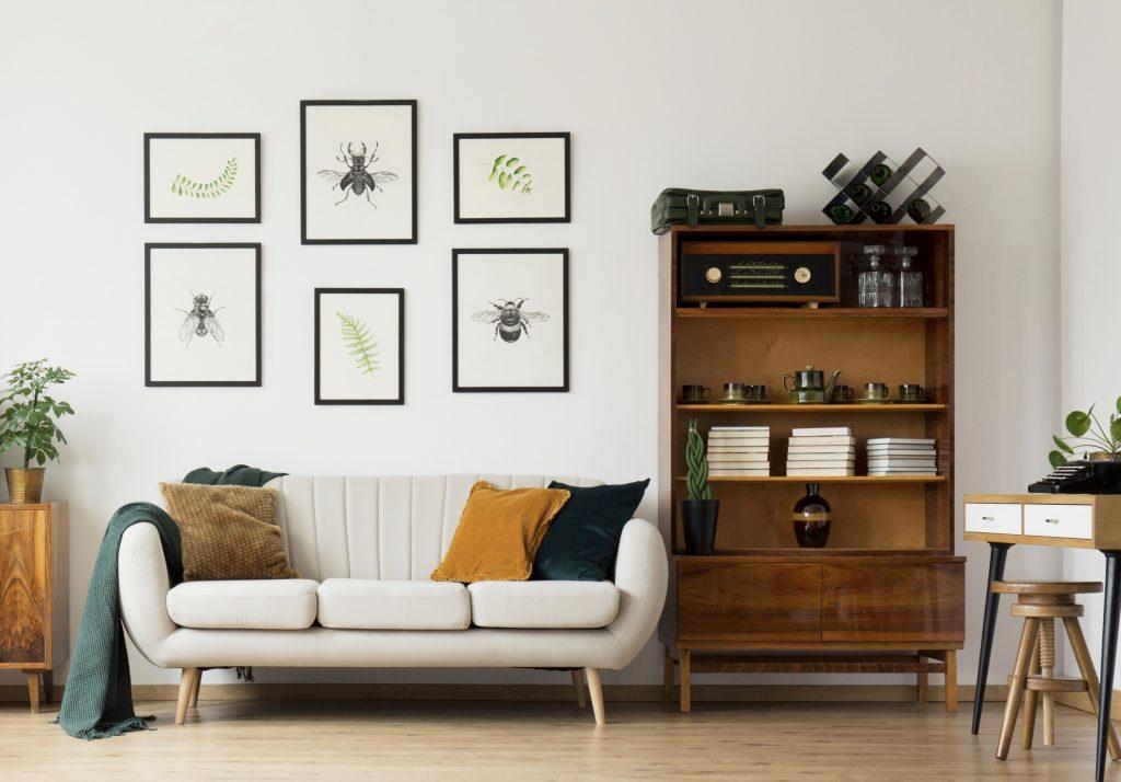 lemari sofa minimalis
