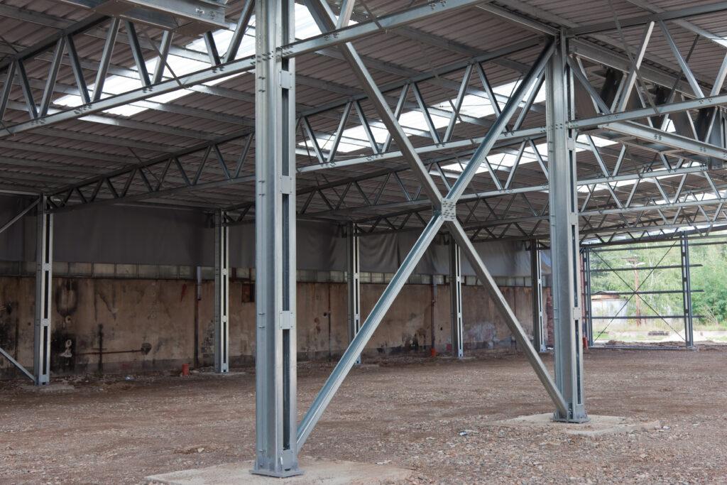 Perencanaan Konstruksi Atap Baja Ringan
