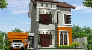 Desain Rumah Minimalis 2 Lantai Untuk Berbagai Tipe Rumah Super
