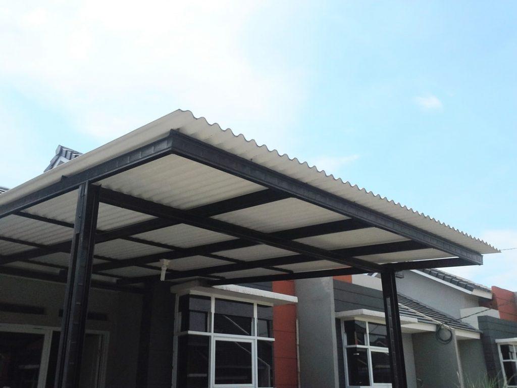 Menentukan Sudut Kemiringan Atap Kanopi Untuk Teras Rumah Produk