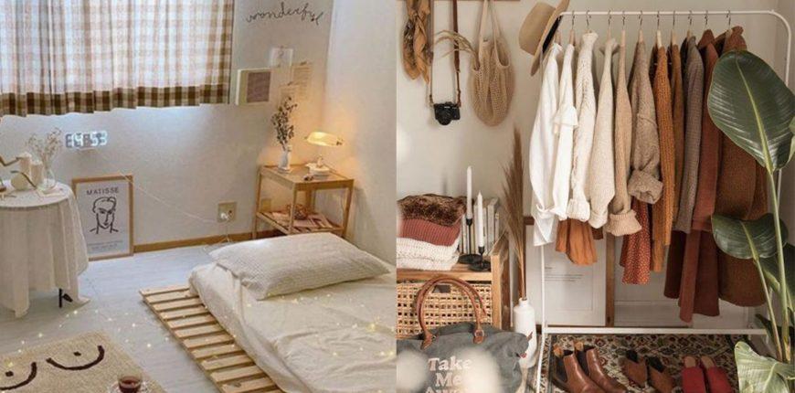 kamar kost sederhana nyaman