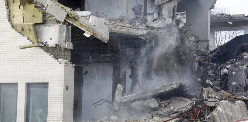 3 Penyebab Kegagalan Konstruksi Struktur Bangunan