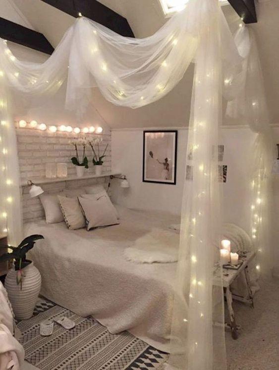 Kamar pengantinnya minimalis tapi nyaman