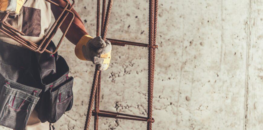menghitung besi beton untuk dak rumah